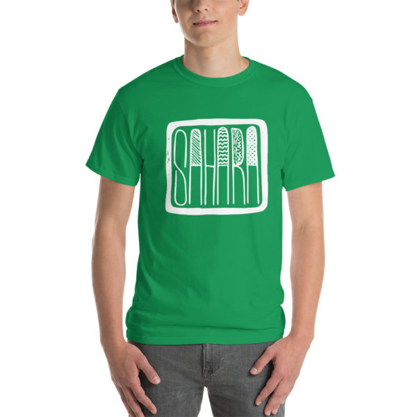 T-shirt SAHARA vert pour homme