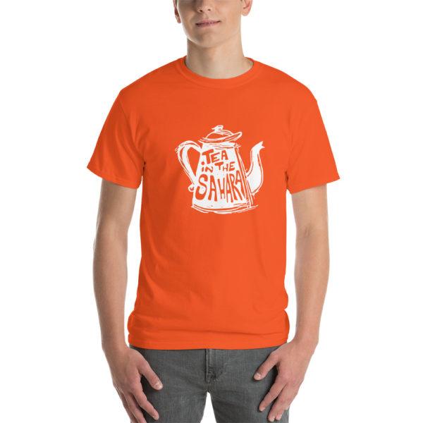 T-shirt SAHARA orange