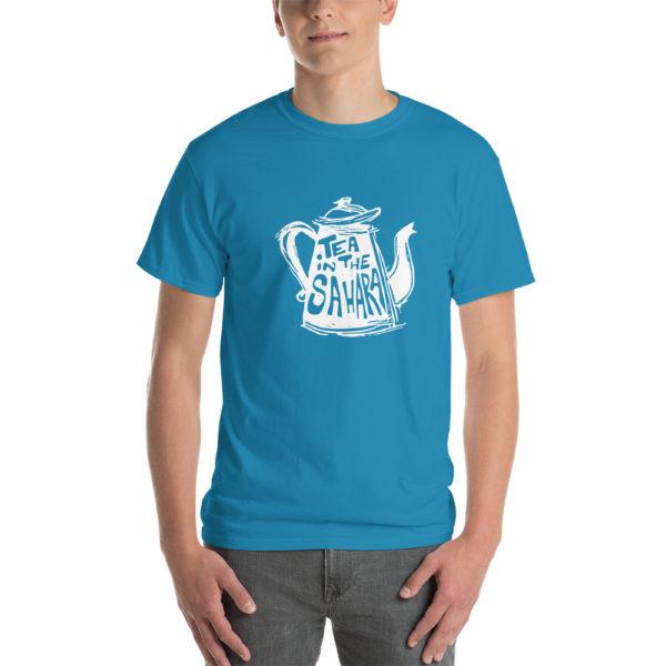 T-shirt SAHARA bleu