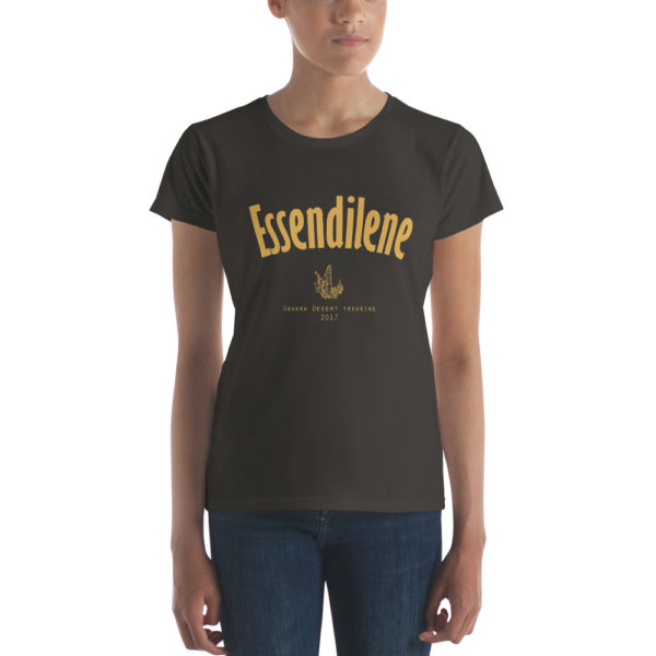 T-shirt femme manches courtes - Essendilene, Sahara, Algérie