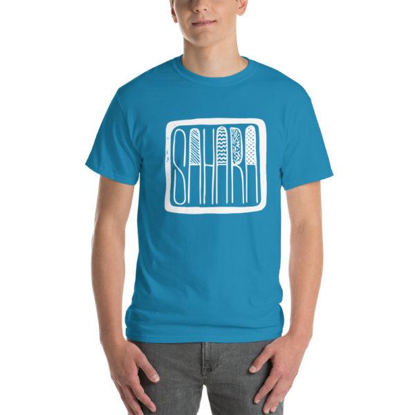 T-shirt SAHARA bleu pour homme