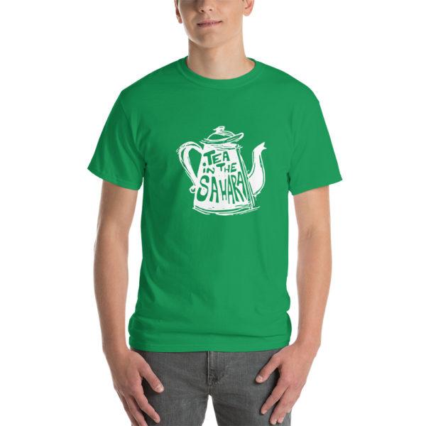 T-shirt SAHARA vert