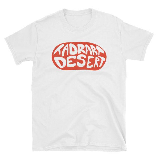 T-shirt homme manches courtes - Tadrart Desert