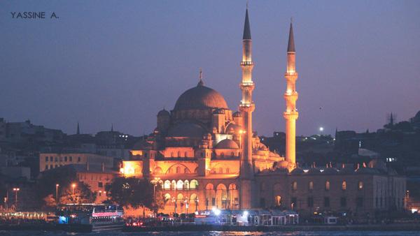 Voyage à Istanbul en 2014