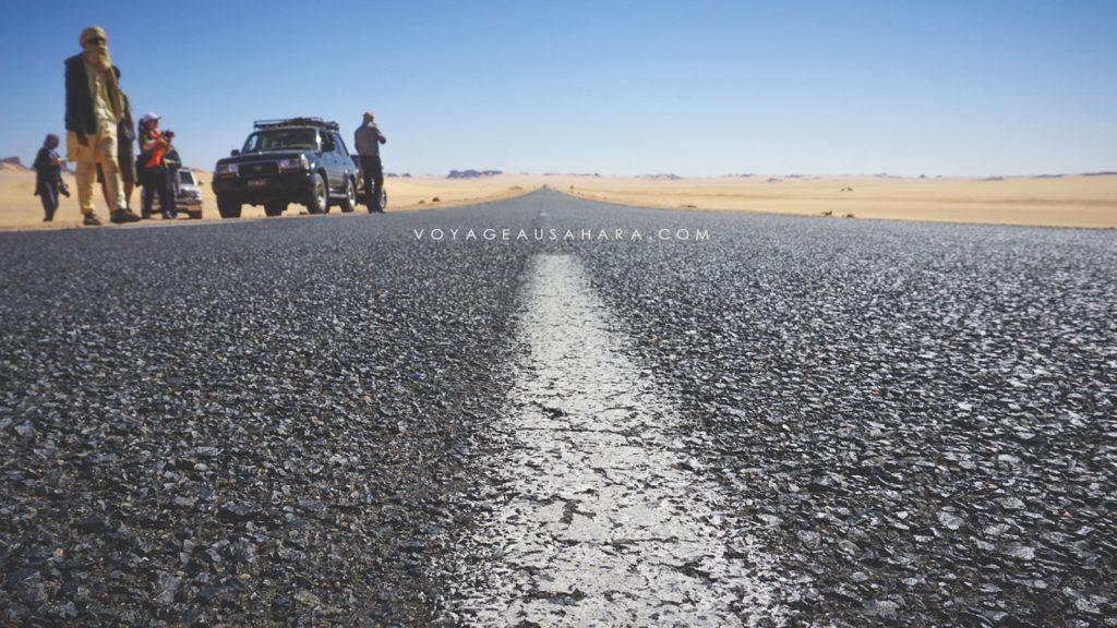 Expédition en 4x4 dans le désert du Sahara algérien