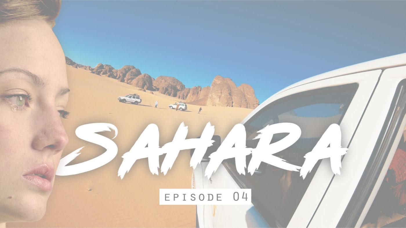 Émotion : elle verse des larmes quand elle regarde cette vidéo du désert algérien